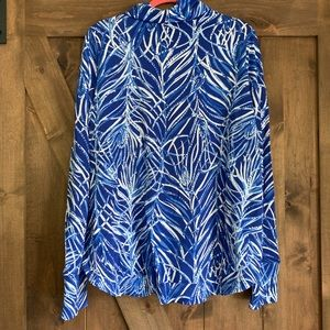 Lilly Pulitzer Tops - 🌺NWOT Lilly Pulitzer Early Riser Fletcher🌺
